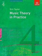Music Theory in Practice Grade 4 - Taylor Eric Paperback 22 May 2008
