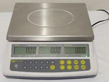 Easy Weigh Ck 60 Price Scale Battery Operated Rechargeable 60 Lb With Lcd