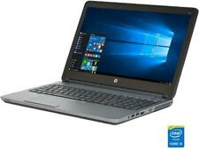 "HP 650 G1 15.6"" A Grade Laptop Intel Core i5 4th Gen 4200M (2.50 GHz) 8 GB Memor"