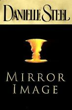 Mirror Image by Danielle Steel (1998, Hardcover, Large Type)