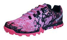 Scarpe sportive da donna lacci rosa con suole antiscivolo