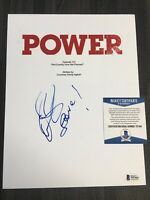 "Omari Hardwick ""Power"" AUTOGRAPH Signed Tv Episode Script Cover Only BECKETT COA"