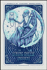 STRING CHEESE INCIDENT NYE New Years 1st Bank 2016 Colorado Concert / Gig Poster