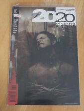 DC Vertigo Comics 2020 Visions Jamie Delano James Romberger Renegade No 7 1997