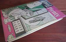 Amid the Plenty: a novel of today  ~ Gavin Casey. HbDj 1962 LOVELY copy!