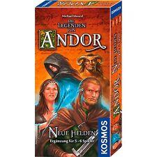 Kosmos Die Legenden von Andor - Neue Helden 5-6 Spieler, Brettspiel