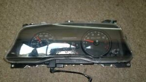 09 10 11 FORD CROWN VICTORIA 4.0 AT SPEEDOMETER CLUSTER OEM GUARANTEE 214-S-11