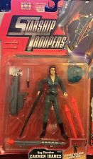 VINTAGE 1997 GALOOB STARSHIP TROOPERS CARMEN IBANEZ ACTION FIGURE