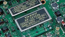 YAESU XF-127CN 300Hz CW Narrow Crystal for FX-DX3000