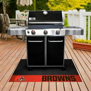 Cleveland Browns Grill Mat Tailgate Accessory