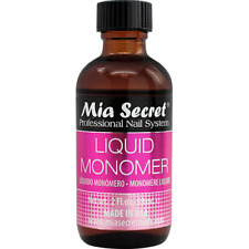 Mia Secret Liquid Monomer 2 oz