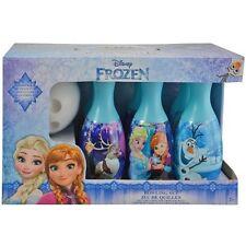 Disney Frozen Princess BOWLING SET Anna Elsa Girls Birthday Gift (USA Seller)