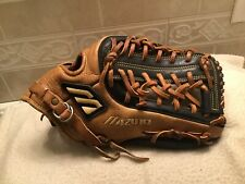 "Mizuno USA MCL-7001 12.75"" Trapeze Baseball Softball Glove Right Hand Throw"