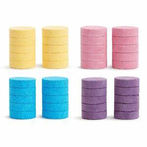 Munchkin Color Buddies Moisturizing Bath Water Color Tablets & Toy Dispenser,...
