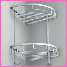 Corner Shelf Storage Rack Shower Bath Organizer Bathroom Shampoo Holder Soap