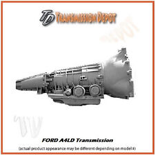 A4LD Ford  TRANSMISSION 4X4  FACTORY STOCK REPLACEMENT