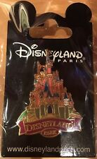 PIN Disneyland Paris CHATEAU / Castle NEW 08