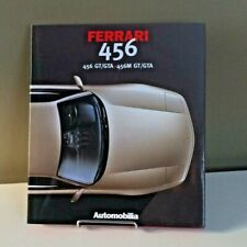FERRARI 456 Book by Alfieri, Automobilia - Ferrari 456 GT/GTA, 456 M GT/GTA