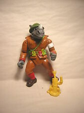Tortue Ninja Dimwit Doughboy Rocksteady 1992 vintage ninja turtles TMNT