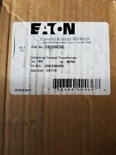 EATON INDUSTRIAL CONTROL TRANSFORMER C0150E5E * NEW IN BOX *