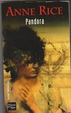 Anne Rice - Pandora  - Thriller fantastique, contes de vampires .