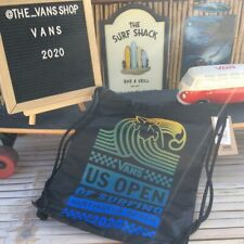 Vans US Open Of Surfing 2020 Backpack New With Tags