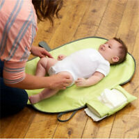 Foldable Changing Station Changing Mat Changing Table Portable Baby Diaper ONE