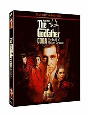 The Godfather Coda: The Death Of Michael Corleone Blu-ray + Digital - Like New
