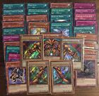 30 Card Yu-Gi-Oh Lot Ghost Super Secret Ultimate Rare YGO Exodia Free Pack Bonus