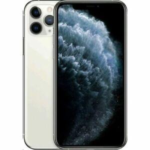 Apple iPhone 11 Pro  256 GB ohne SIM-Lock - Silber-AUSSTELLER-MAKELLOS-WIE NEU