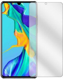 8x Schutzfolie für Huawei P30 Displayschutz Folie Displayfolie Klar