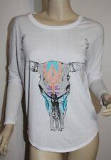 CHASER LA ~ Drop Shoulder Graphic Top T Shirt NWT sz Medium