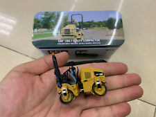 1:50 High Detail Caterpillar CAT CB2.7 Utility Compactor Diecast Masters DM85593