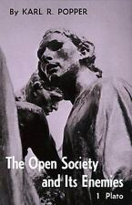 The Open Society and Its Enemies, Vol. 1: The Spell of Plato, Popper, Karl Raimu
