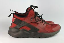 Nike Huarache Gym Red/ Black (SIZE 8.5) Running Shoes - USED 819685-601 Hurache