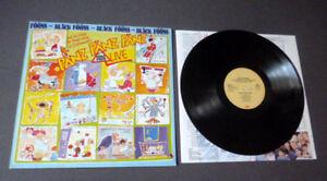 LP De Bläck Fööss PÄNZ PÄNZ PÄNZ LIVE mit Kinderchor Schallplatte KARNEVAL 1987