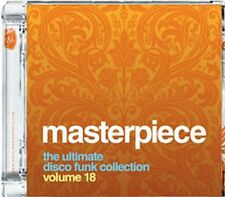 Masterpiece The Ultimate Disco Funk Collection Vol. 18 Various Artists Audio C