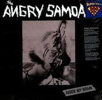 Angry Samoans - Inside My Brain [New Vinyl LP] Ltd Ed, 180 Gram