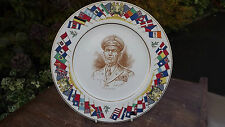 General Marshall  World War 2 Plate USA Allied Nations Commemorative Series