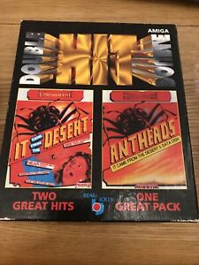 It Came From Outer Space / Antheads Amiga Games Double Hit