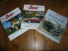 The Buick Bugle, Buick Club of America, 1987 1988 - 3 issues