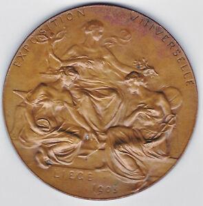 Belgium, Exhibition Universal Cork 1905
