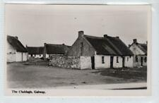 More details for the claddagh, galway: co galway ireland postcard (c52893)