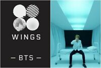 BTS; Love Yourself Wings* CD+Full Package+Poster (CD) Bangtan Boys K-POP