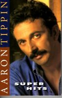 Aaron Tippin Super Hits 1998 Cassette Tape Album Classic Country Folk Rock