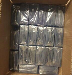 (Pre Order) 1000 Count Case Standard Size 3X4 35 PT. Toploaders 40 Packs Of 25