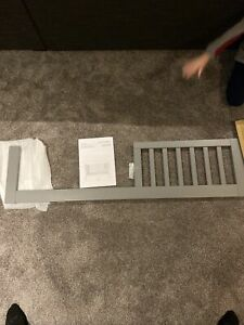 Gray DaVinci Toddler Bed Conversion Kit M11999 Gray Brand New In Box