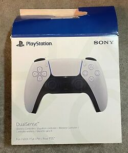 Sony PlayStation 5 DualSense Gaming Controller PS5 Wireless White