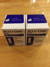 ACCU CHEK Aviva Teststreifen 2x50 Originalverpackt
