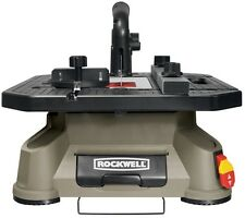 Rockwell Tabletop Saw Blade Runner X2 Portable Table Woodwork Jigsaw Miter Rip